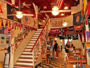 Blackstone's Café