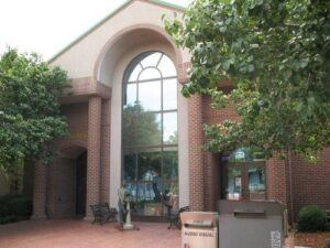 Downtown Beaufort Library