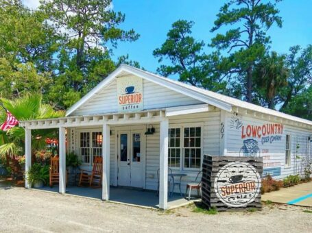 Lowcountry Cider Co. & Superior Coffee