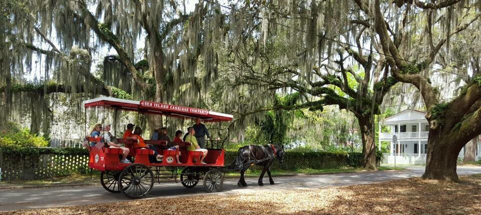 Sea Island Carriage Company