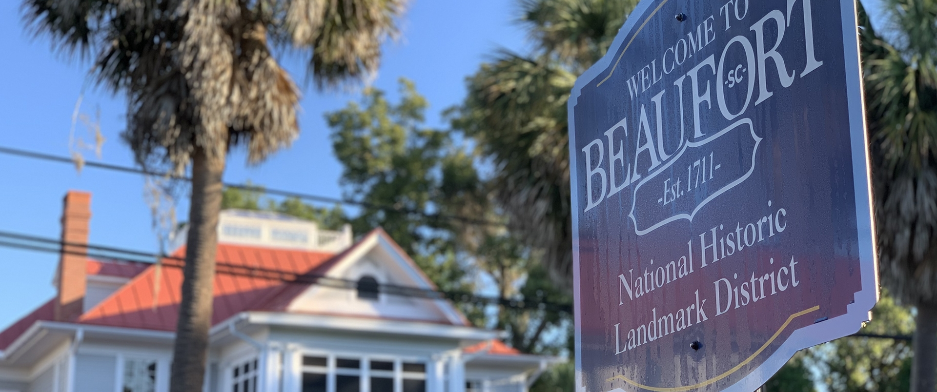The Journey:  Beaufort's Jon Sharp and Suzanne Larson