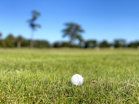 Cat Island, SC - Golf Ball Driving Range