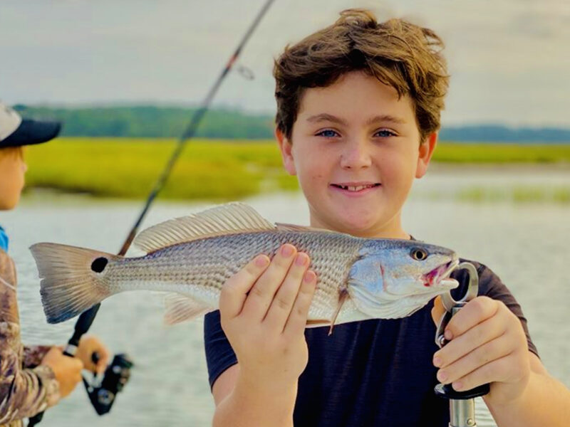 Fishing Beaufort: Inshore Lowcountry Trifecta