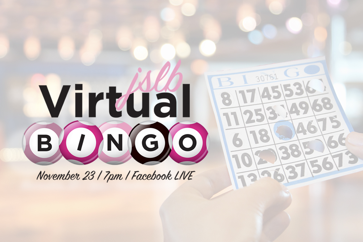 Win great prizes playing Virtual BINGO with the Junior Service League of Beaufort!