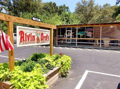 Alvin Ord's Sandwich Shop
