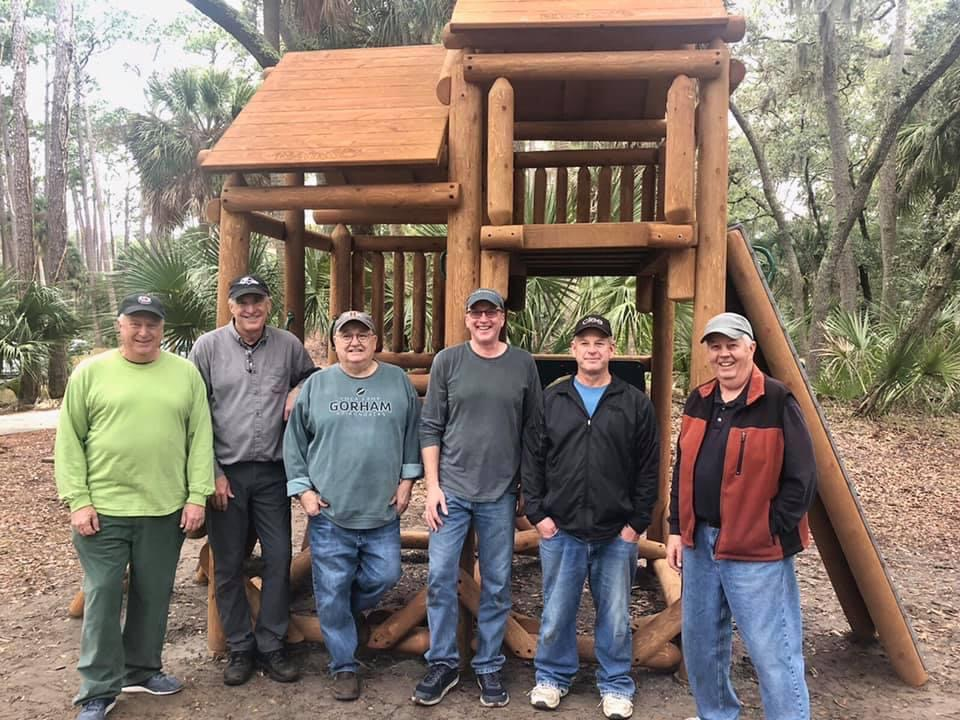 A New Playground Coming to Hunting Island this March!