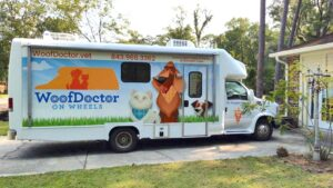 WoofDoctor on Wheels