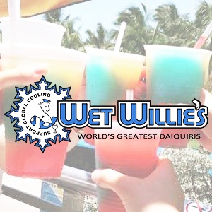 Wet Willie's Daiquiris